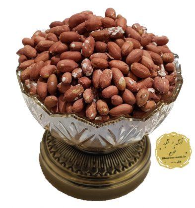 بادام زمینی آستانه – 1000 گرم